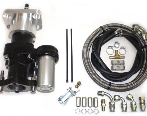 Corvette Hydroboost System, 1963-1967