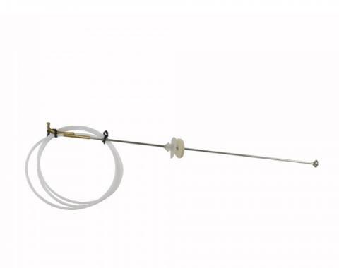Corvette Power Antenna Mast Repair Kit, Except CB 1979-1987