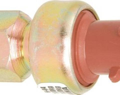 Corvette Refrigerant Pressure Switch, Hi-Side Mounted, 1985-1993