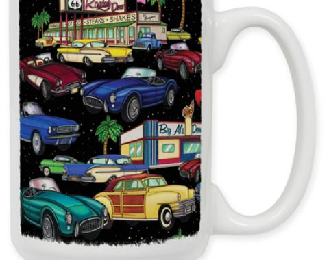 Cruisin' Coffee Mug