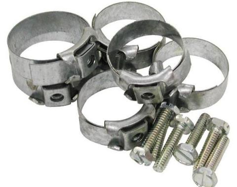 Corvette Hose Clamp Kit, 1963-1965