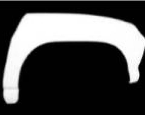 Corvette Rear Wheel Well Repair Section, Right, ACI,1963-1967