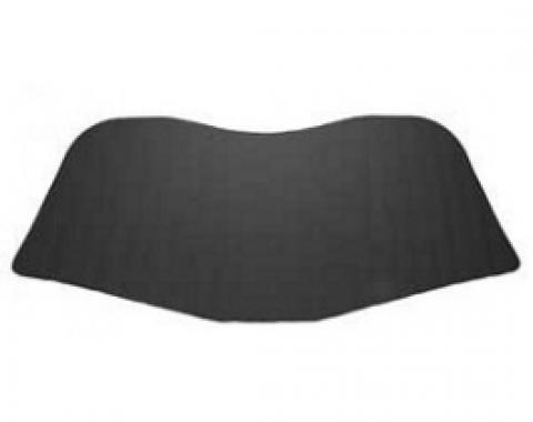 Corvette Inner Roof Panel Sunliner, Black, With Holes, 2005-2013