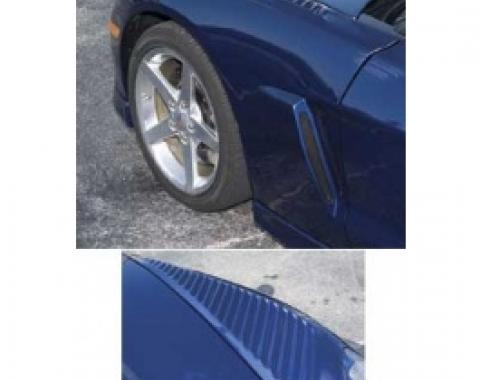 Corvette C6R Style Fender, Left, 2005-2013