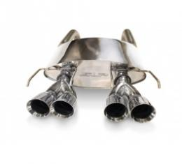 "Corvette SLP ""Power Flo"" Exhaust Set, 2005-2008"