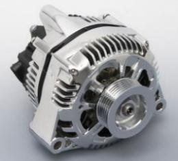Corvette Alternator, 110 AMP, Chrome, 1997-2004