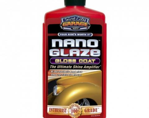 Nano Glaze™ Gloss Coat, Surf City Garage, 16 Ounce