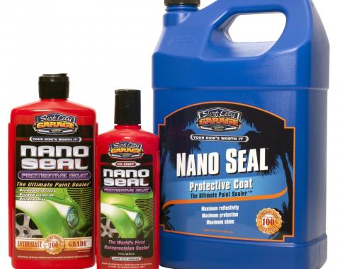 Nano Seal™ Protective Coat, Surf City Garage