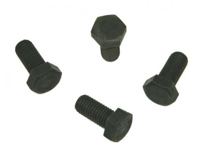 Corvette Rear Caliper Mounting Bolt Set, 1985-1996