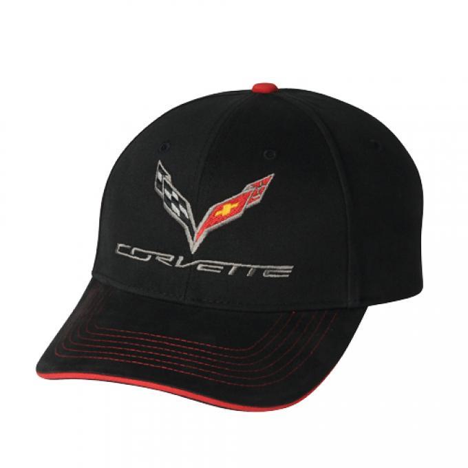 Corvette C7 Premium Structured Cap