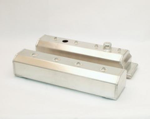Corvette Fabricated Aluminum Valve Cover, Canton, 1992-1996
