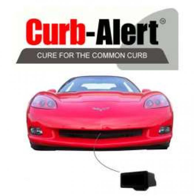 Curb Alert Warning System