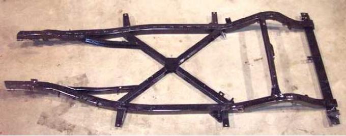 Corvette Complete Frame, 1961-1962
