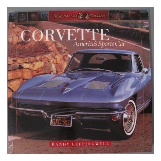 Corvette America's Sports Car Special Edition