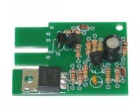 Corvette Courtesy Light Delay Timer Circuit Board, 1978-1982