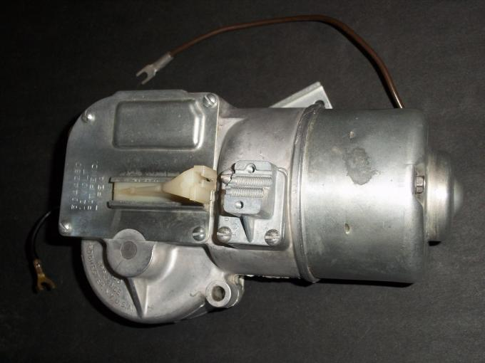 Corvette Wiper Motor, NOS, 1958-1962
