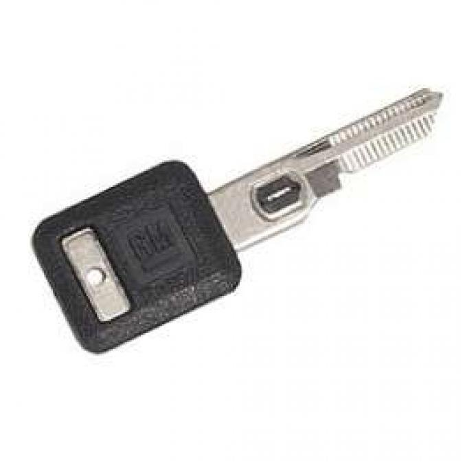 Corvette Ignition Key, With VATS Code 6, 1986-1996