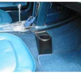 """Corvette Drink Holder, """"Travel Buddy"""", Black, 1963-1967"""