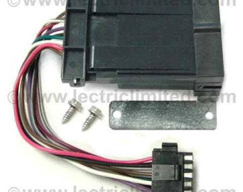 Corvette Intermittent Windshield Wiper Module, 1980-1982