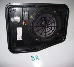 Corvette Rear Bose Speaker Assembly Coupe, Left, 1990-1996