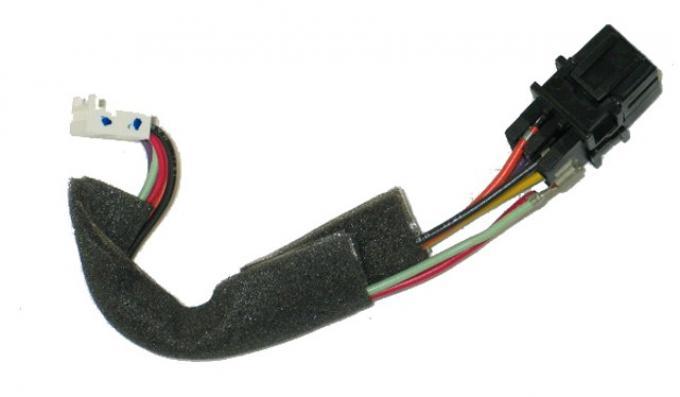 Corvette Bose Rear Speaker Wire Harness, 1990