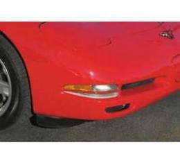 Corvette Turn Signal/Parking Light Center Styling Bars, Altec, Torch Red, 1997-2004