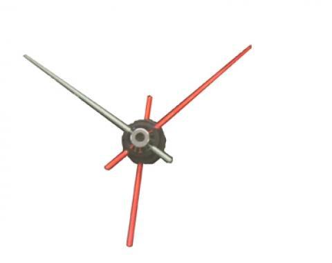 Corvette Clock Hands, 1965-1967