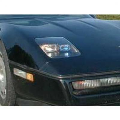 Corvette Headlight System, LeMans Style, 1984-1996