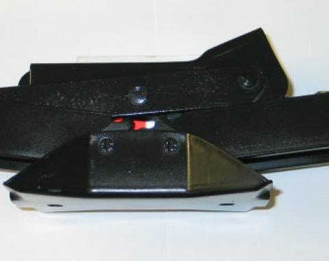 Corvette Jack, Early Design, 1968