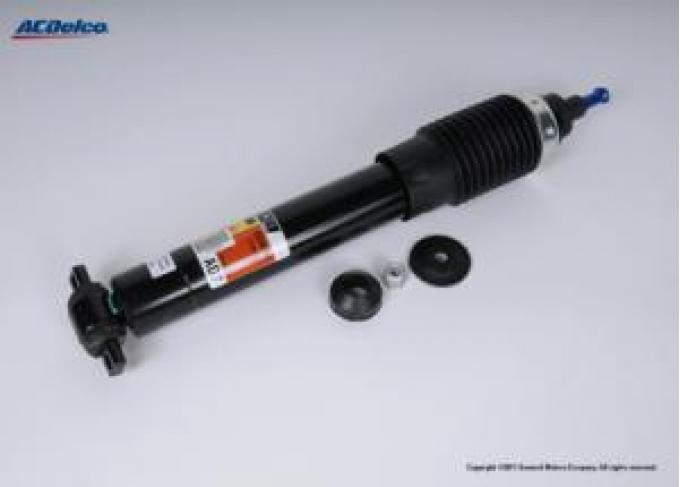 Corvette Shock Absorber Front, with Soft Ride (FE1) or Variable Dampening (F55), 2003-2004