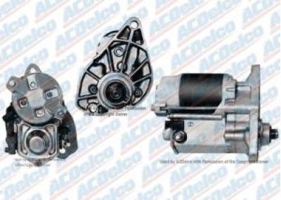 Corvette Engine Starter Rebuilt, ZR1, 1990-1995