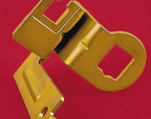 Corvette Holley Throttle Cable Bracket