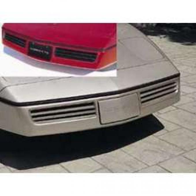 Corvette Parking Light Grilles, 1984-1990