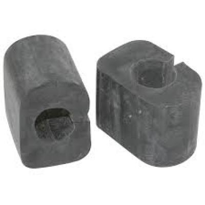 "Corvette Sway Bar Bushing, Rubber 11/16"", 1953-1967"