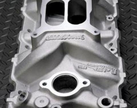 Corvette Edelbrock Performer EPS Manifold, Small Block, 1963-1986