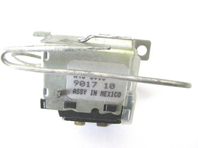 Corvette A/C Clutch Cycle Switch, Temperature Switch, 1977-1980