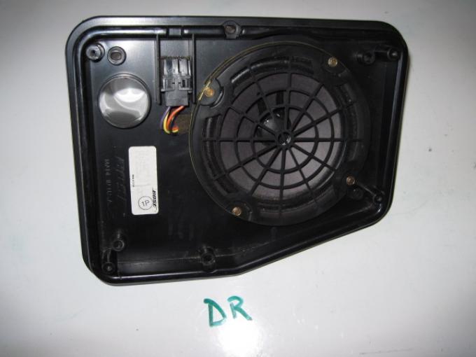 Corvette Rear Bose Speaker Assembly Coupe, Left, 1990-1996