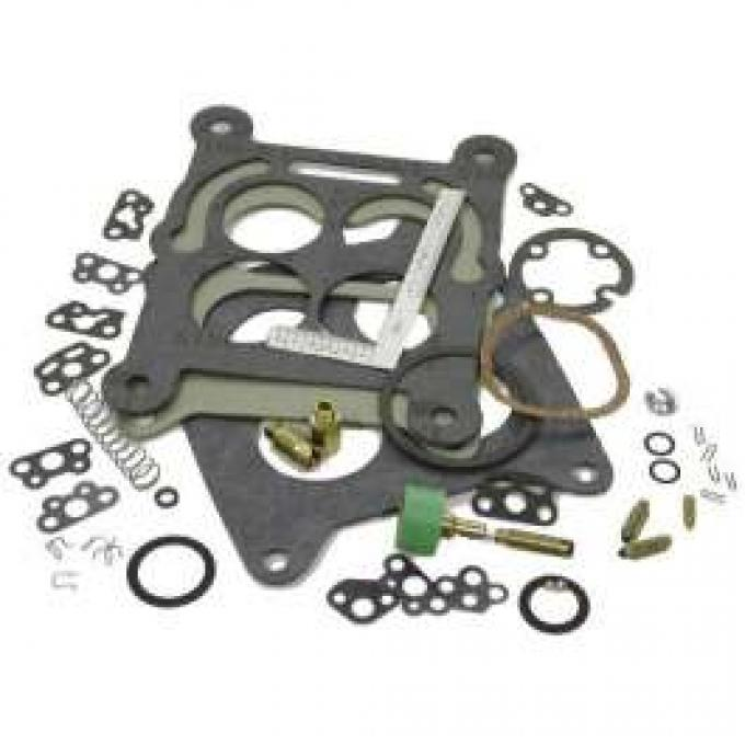 Corvette Carbureter Rebuild Kit, Major, For Cars With Rochester Q-Jet, 1968