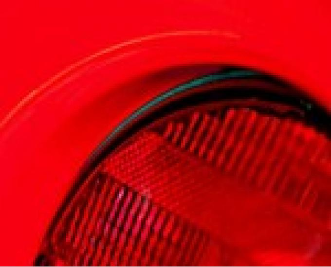 Corvette Tail Light Seals, Set of 4, 1997-2004