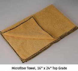 """Microfiber Polishing & Dusting Towel, 16"""" x 24"""""""