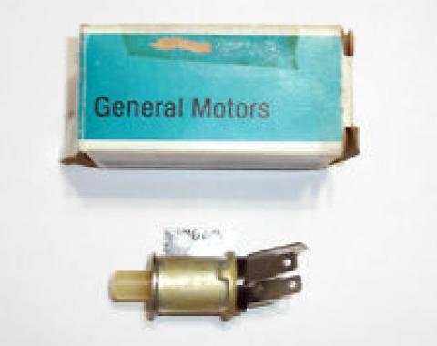 Corvette Heater Box Switch, Electric Shutoff, 1963-1967