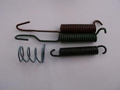 Corvette Drum Brake Springs, NOS 1953-1962