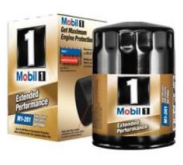 Corvette Oil Filter, Mobil M1-107 High Capacity, 1997-2006