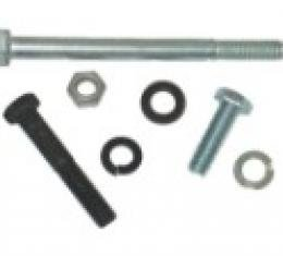 Corvette Alternator Bracket Bolt Set, With Power Steering, 427/454, 1965-1974