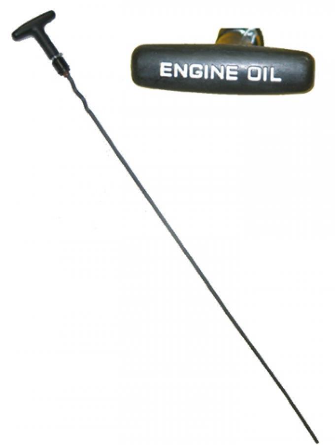 Corvette Oil Dipstick, 1984