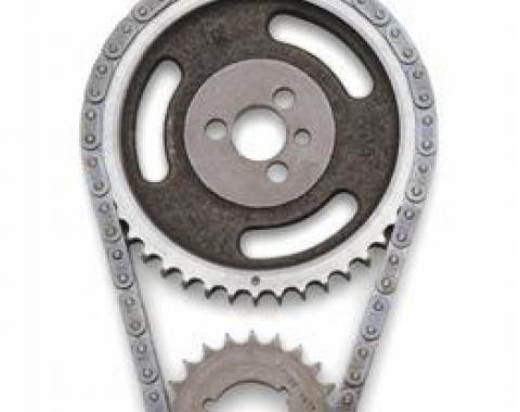 Corvette Edelbrock Performer-Link Timing Chain Set, 1955-1995