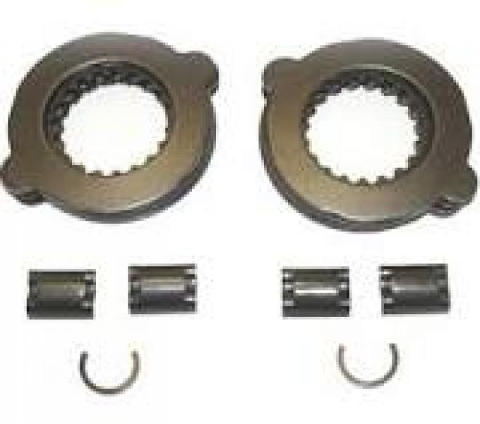 Corvette Differential Clutch Kit, Dana 36, 1985-1996