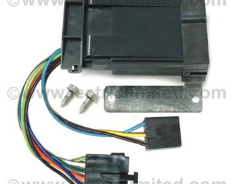 Corvette Intermittent Windshield Wiper Module, 1978-1979