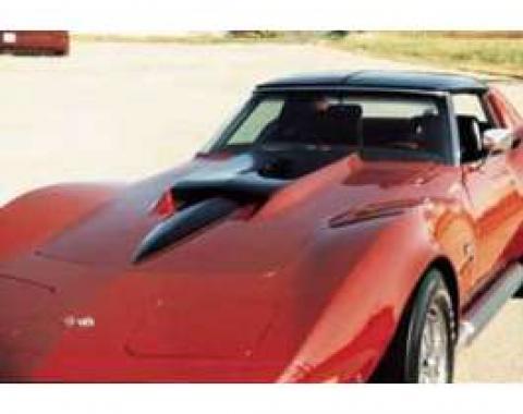 Corvette Hood, Stinger Style, 1973-1976