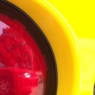 Corvette Tail Light Seals, 2005-2013